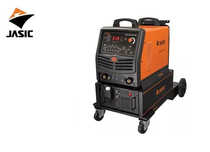 Jasic TIG 315D-WC AC/DC Digital 400V Water Cooled
