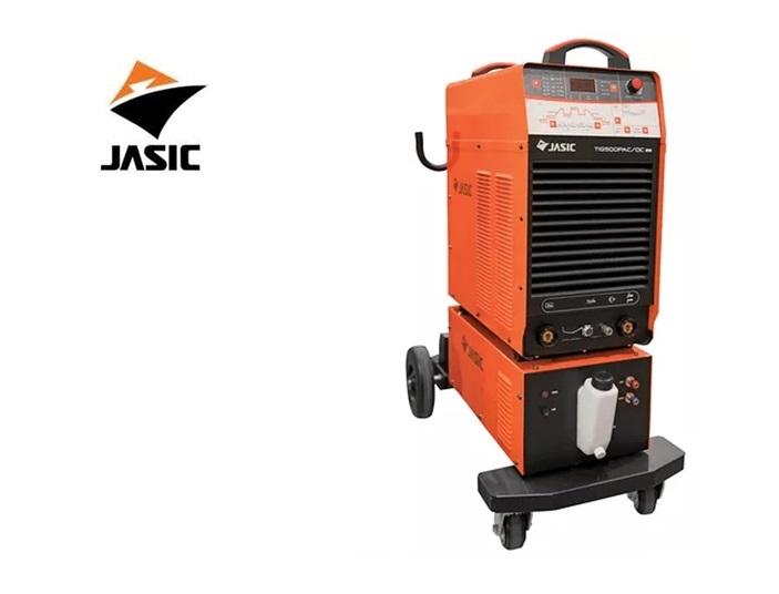 Jasic JT-500D TIG AC-DC watergekoeld TIG Lasapparaat 400V