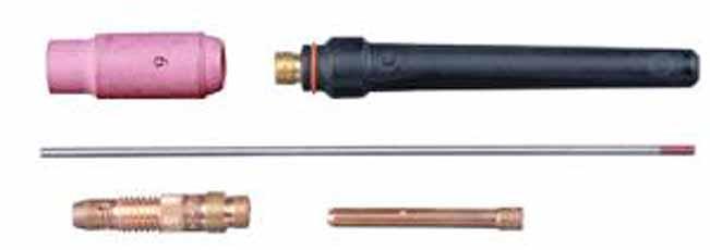 Binzel onderdelen set 17, 26, 18 D= 1,6mm Binzel 712.2151