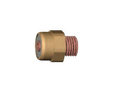 Spantanghouder ABITIG Grip 18 SC,Gaslens.,0,5mm Binzel 712.6099