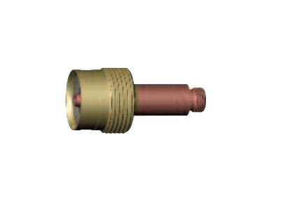 Spantanghouder+gaslens ABITIG Grip groot 1,6mm- 17-26-18 Binzel 701.1116