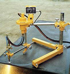 Koike IK-70 Automatische cirkel snijmachine Koike 90081