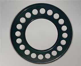 Koike Cirkel rail voor IK-12 Max 3 Koike 30410