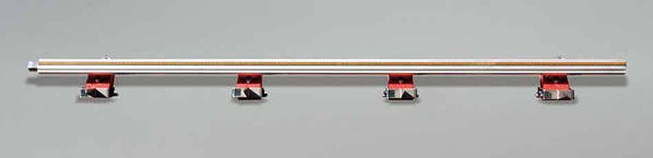 Koike Rechte aluminium rail 1.500 mm voor IK-72T Koike 90153