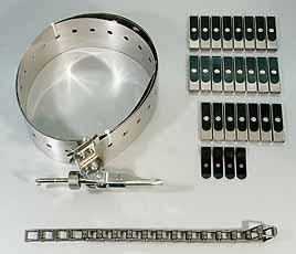 Koike Geleiderail D-900,voor pijpdiameter 600- 900 mm voor Picle-S/-P Koike 90107