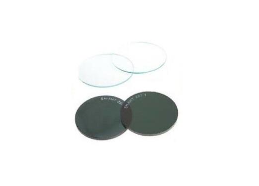 Spatglas Ø50x2mm gehard