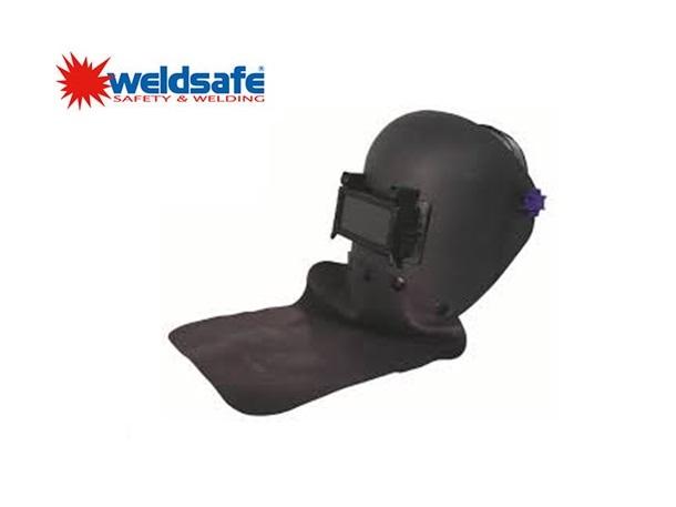 Lashelm Weldsafe 51x108mm opklap met borstlap