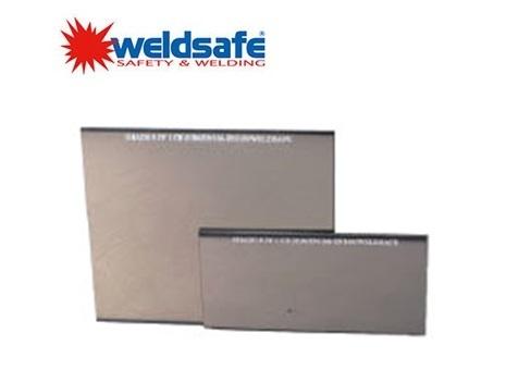 Weldsafe Spiegelgecoat lasglas 51x108mm kleur 9