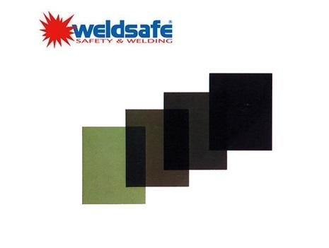 Weldsafe lasglas 55x110mm kleur 9