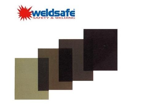 Weldsafe lasglas 90x110mm kleur 8