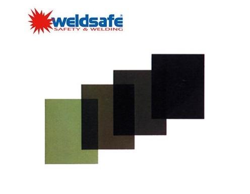 Weldsafe lasglas 100x120mm kleur 7