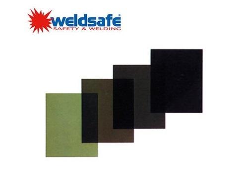 Weldsafe lasglas 114x133mm kleur 8