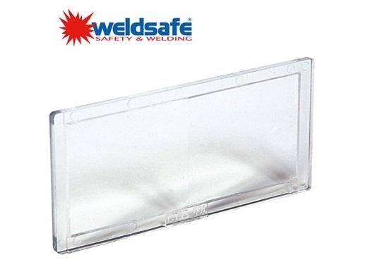 Weldsafe Lasvergrootglas 51x108 +1,00
