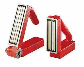 Hoek Magneet 90, (L)145x(B)45mm