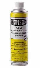 Achtergrond kleur zwart magnetisch onderzoek DPM,500ML