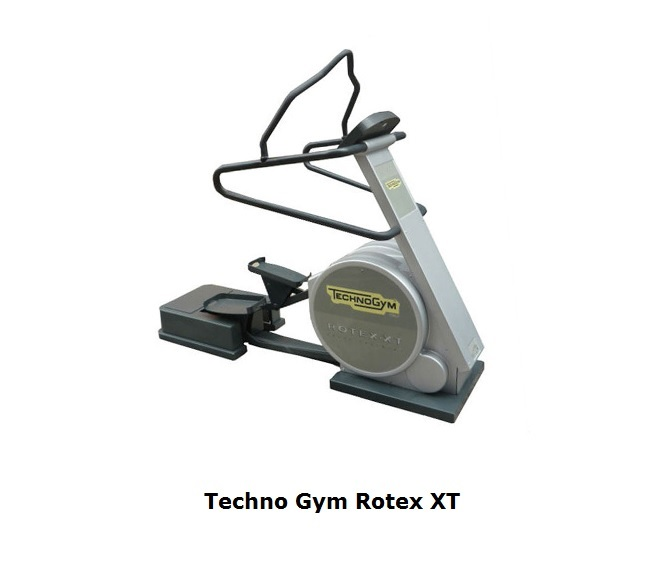 Cross trainer Techno Gym Rotex XT Pro
