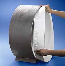 Wateroplosbaar papier EZ-Dams verpakt per 24 Stuks 14