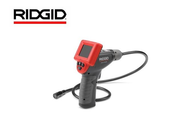 Ridgid Micro CA-25 Digitale Inspectiecamera