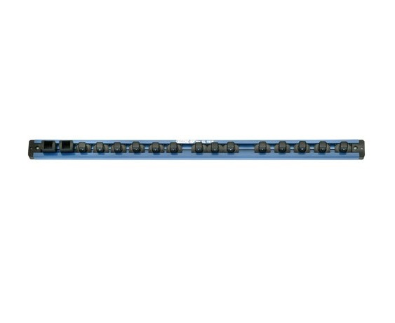 Dopsleutelrail, magnetisch leeg tbv16 dopsleutels 1/2
