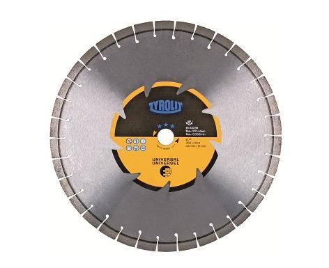 Tyrolit Motor Diamant Doorslijpschijven BASIC | DKMTools - DKM Tools