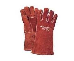 Weldas Lashandschoenen MIG bruin 10 2392 | DKMTools - DKM Tools