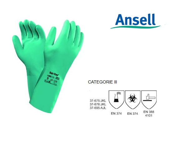 Ansell Sol Vex 37 675 | DKMTools - DKM Tools