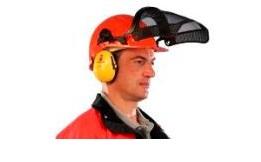 Bosbouw helm combinatie EN 397 EN 1731 | DKMTools - DKM Tools