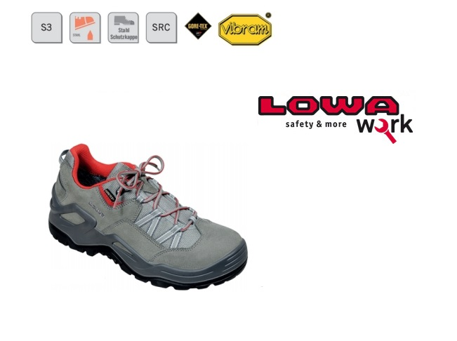 Elten LOWA BOREAS WORK GTX ST LO S3 ELTEN 5772 | DKMTools - DKM Tools