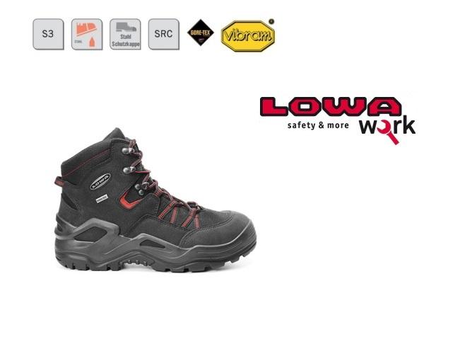 Elten LOWA BOREAS WORK GTX ST MID S3 ELTEN 5771 | DKMTools - DKM Tools
