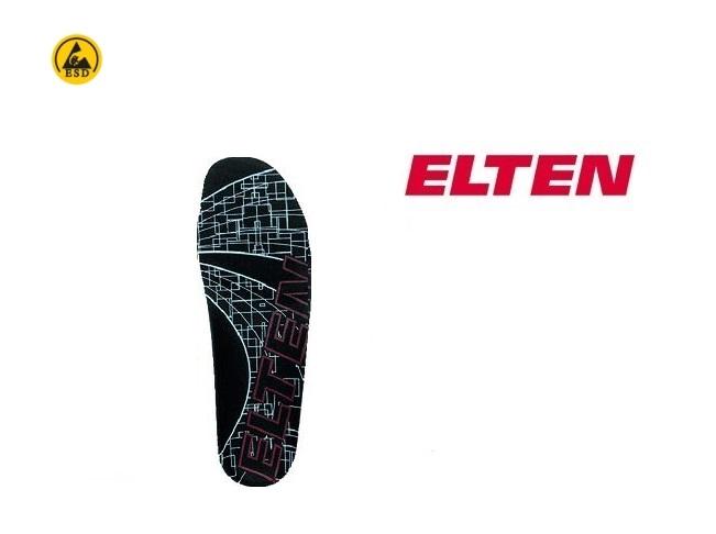 Elten ESD PRO BLACK SOLE ELTEN 204054 | DKMTools - DKM Tools
