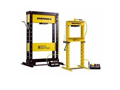 Enerpac Tafel en werkplaatspersen | DKMTools - DKM Tools