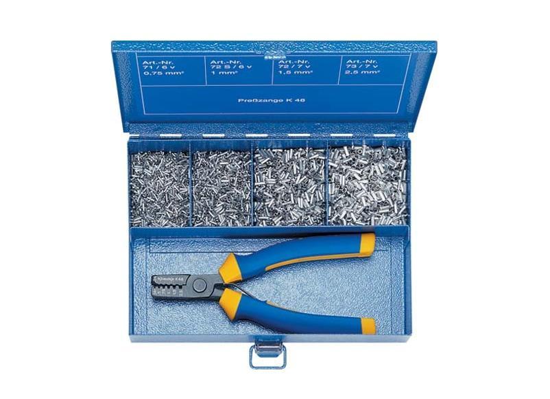 Klauke Metalen kisten | DKMTools - DKM Tools