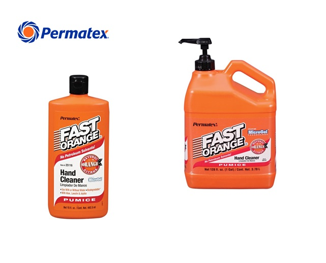 Fast Orange Fine Pumice Lotion Hand Cleaner | DKMTools - DKM Tools