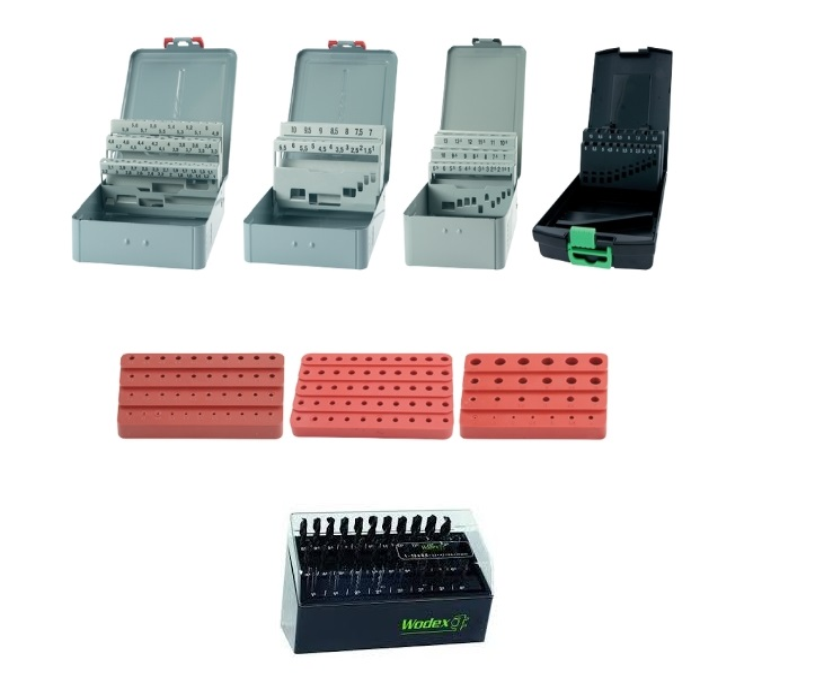 Lege cassette voor spiraalboren | DKMTools - DKM Tools