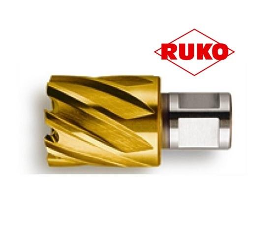 Kernboor 30 mm snijdiepte HSS TIN | DKMTools - DKM Tools