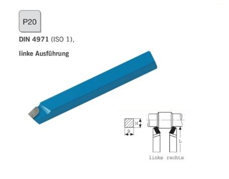 Draaibeitel DIN 4971 Links P20 | DKMTools - DKM Tools