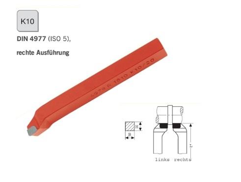 Zijbeitel DIN 4977 rechts K10 | DKMTools - DKM Tools