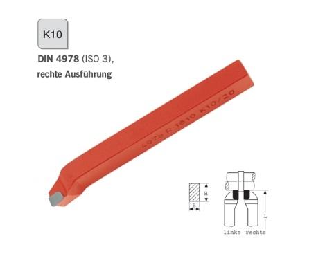 Draaibeitel DIN 4978 rechts K10 | DKMTools - DKM Tools