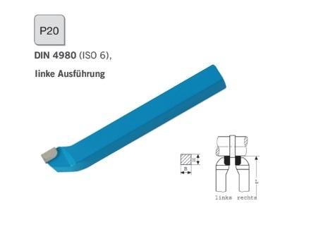 Mesbeitel DIN 4980 Links P20 | DKMTools - DKM Tools