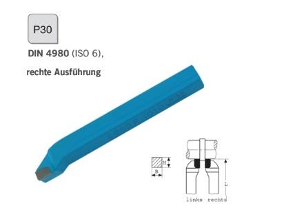 Mesbeitel DIN 4980 rechts P30 | DKMTools - DKM Tools