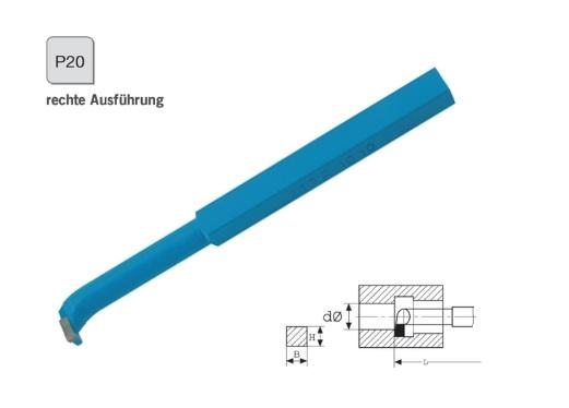 Haakbeitel rechts P20 | DKMTools - DKM Tools
