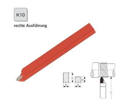 Buitendraadbeitel DIN 282 rechts K10 | DKMTools - DKM Tools