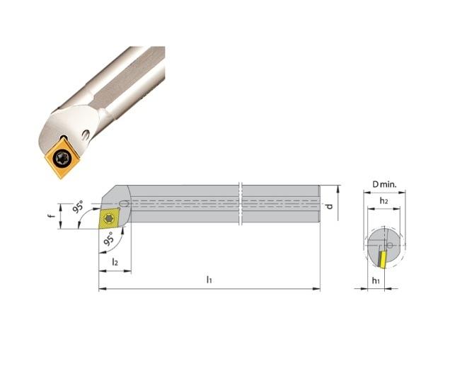 Boorstang SCLC 95 | DKMTools - DKM Tools