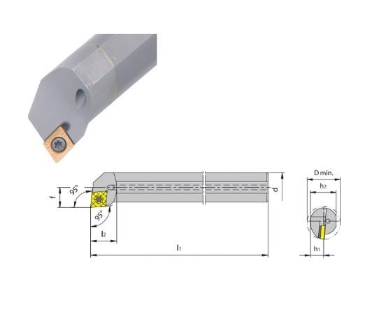 HM Boorstang SCLC 95 | DKMTools - DKM Tools