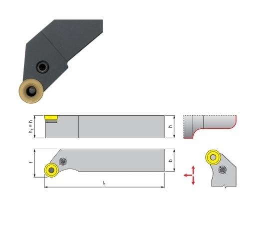Klemdraaihouder PRSC | DKMTools - DKM Tools