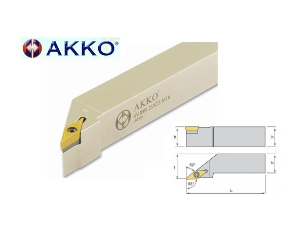 Klemdraaihouder SVJB 93 | DKMTools - DKM Tools