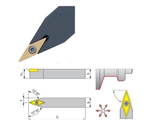 Klemdraaihouder SVVB 72 | DKMTools - DKM Tools