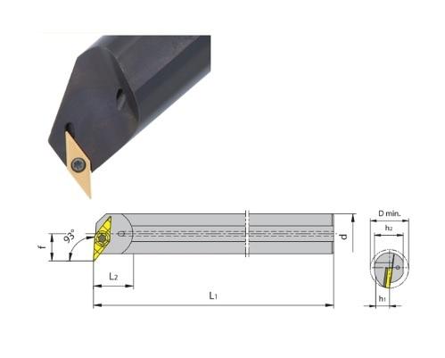Boorstang SVUC 93 | DKMTools - DKM Tools