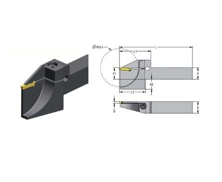 Afsteekhouders A CXCB | DKMTools - DKM Tools