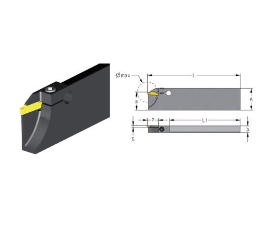 Versterkte afsteekhouder S CXCB | DKMTools - DKM Tools